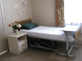 A bedroom at Aranui hospital