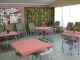 Aranui hospital dining room