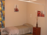 Dementia unit bedroom